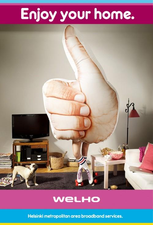 深圳平面设计公司分享:56的平面海报设计