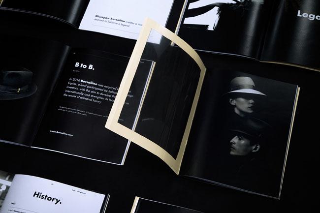 画册设计广告公司作品意大利奢华品牌画册设计
