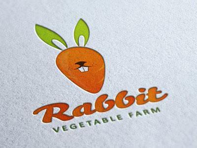 龙岗logo设计公司整理:红萝卜图形LOGO设计
