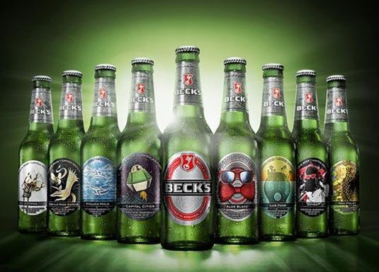 5个经典的啤酒标签设计