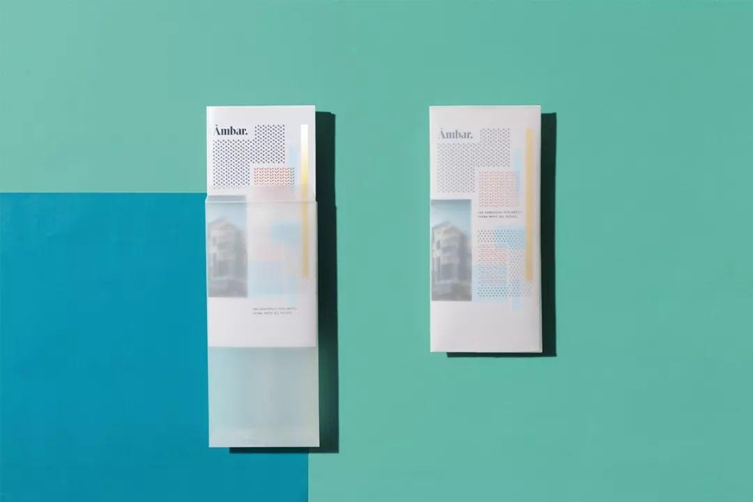 东莞画册设计公司分享:34款排版精美的折页设计