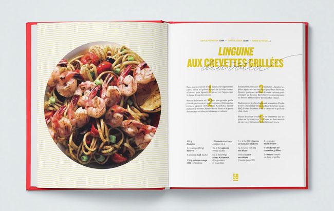 郑州画册设计公司分享:Pacini餐厅食谱画册设计