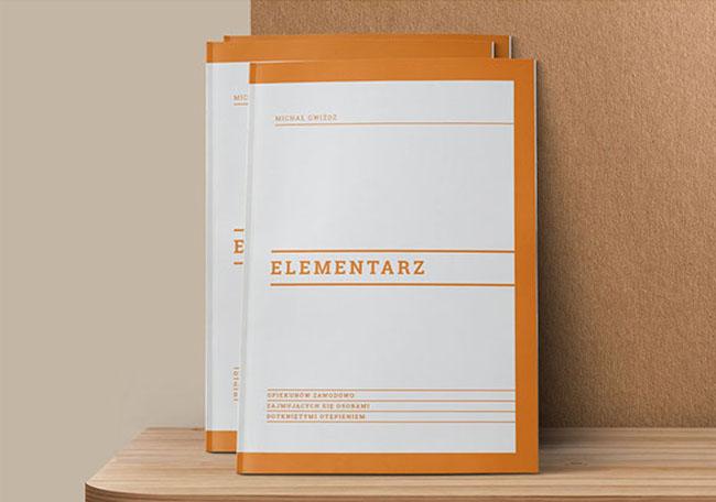 画册设计与制作公司分享:家庭护理画册设计