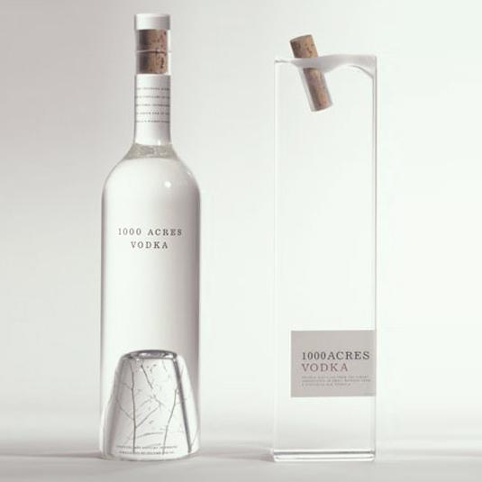 12个漂亮的酒包装设计案例,酒瓶标签设计作品