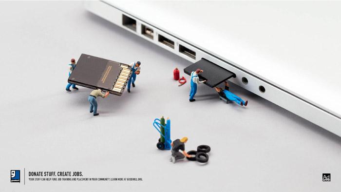 南山广告公司分享:美国VML户外广告设计