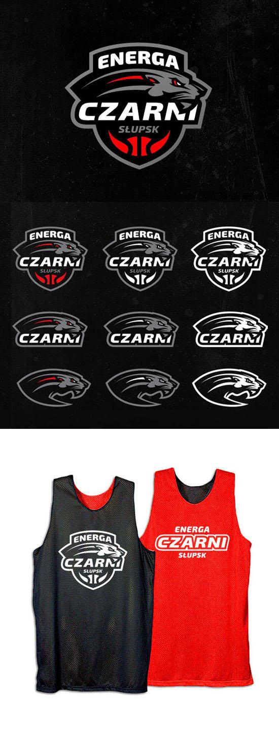 10个体育运动logo设计