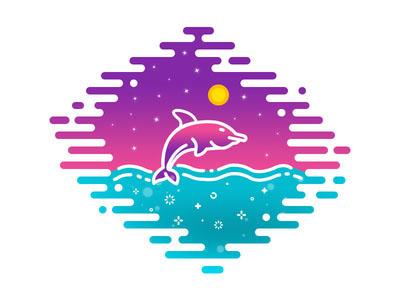 长沙商标设计公司整理:29个鱼图形创意logo设计