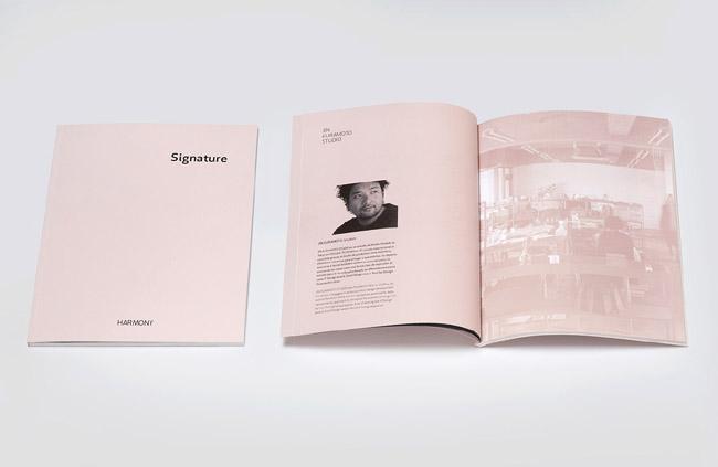 简略大牌陶企业宣传画册设计