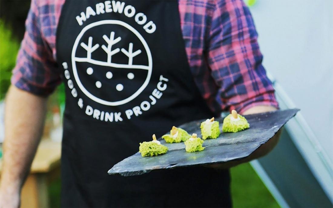 Harewood食品和饮料品牌vi设计