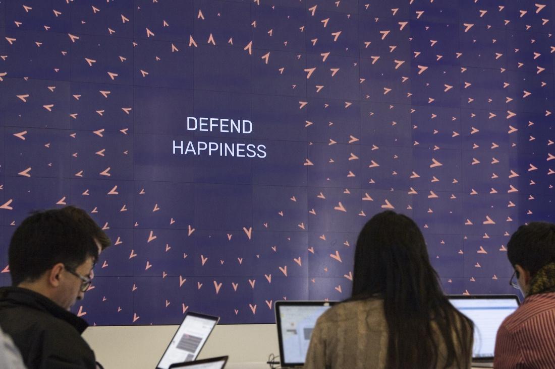 非营利组织Thorn品牌形象vi设计升级改造