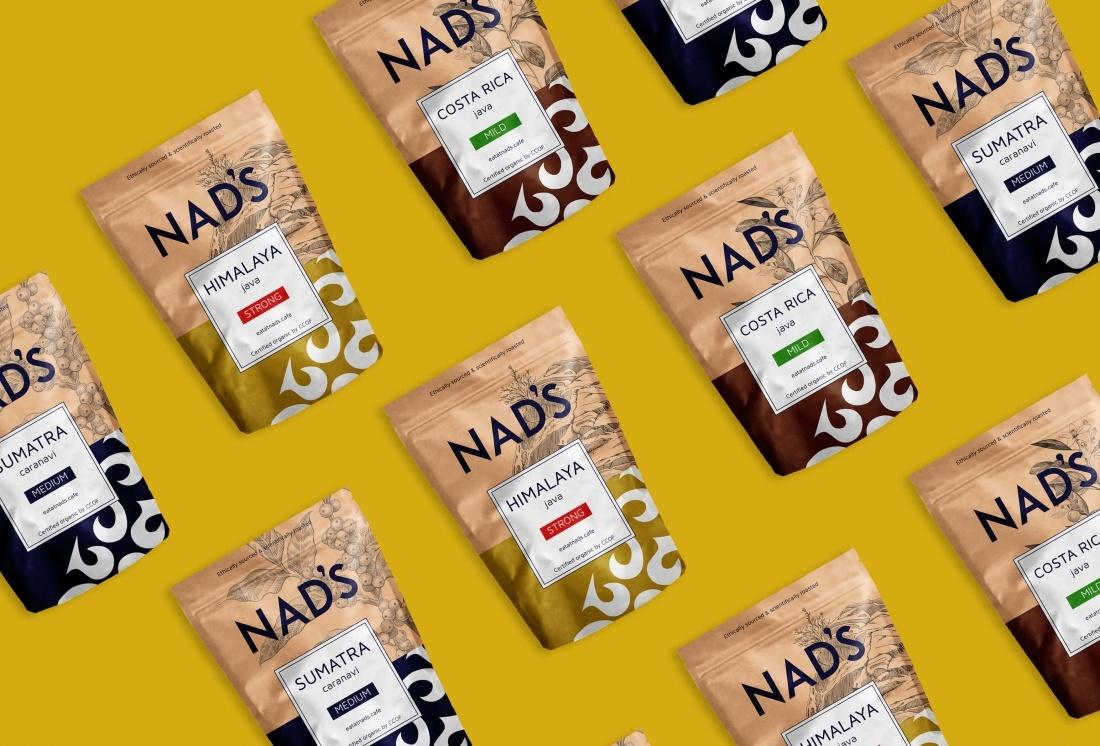 NAD西餐厅品牌设计案例