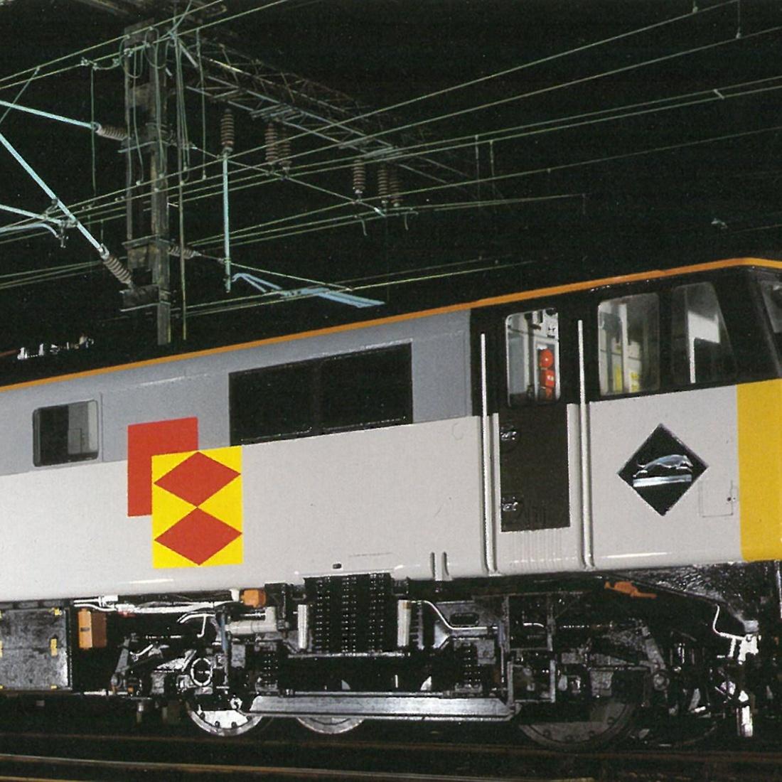 英国铁路公司Roundel的革命性的vi视觉形象设计