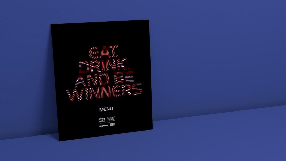 曼彻斯特经纪公司作品:英国自行车运动奖vi视觉形象设计