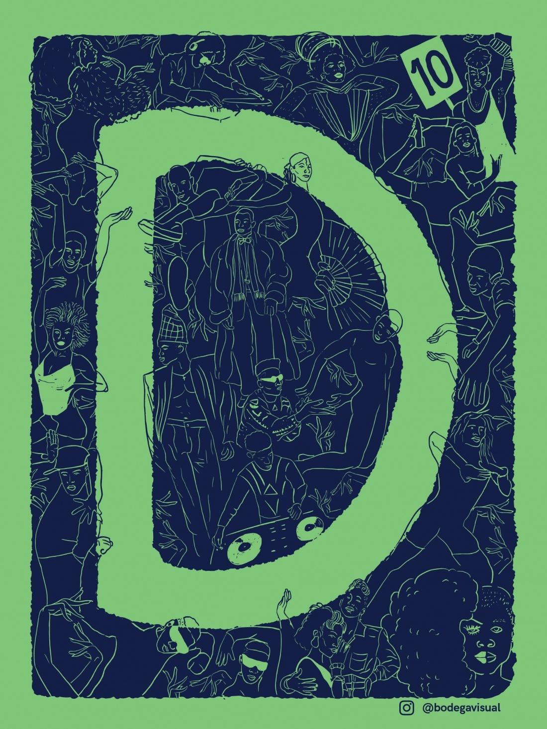 Facebook公司系列主题海报设计,创意思路过程解析