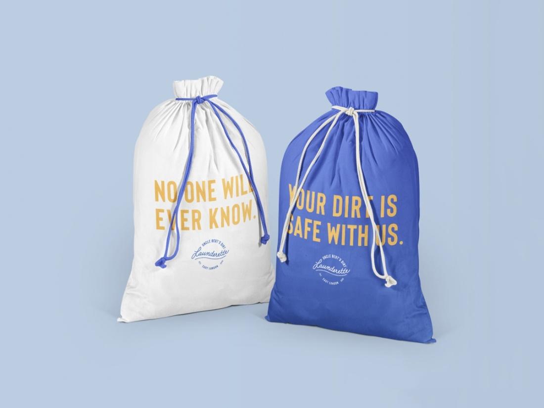 洗衣店品牌推广vi设计