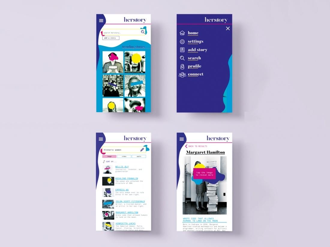 国际妇女节品牌推广设计