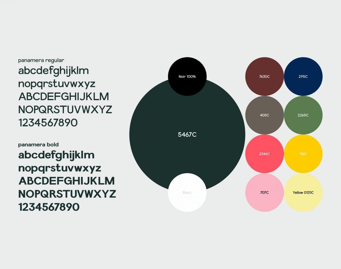 品牌视觉形象设计,vi视觉形象创新