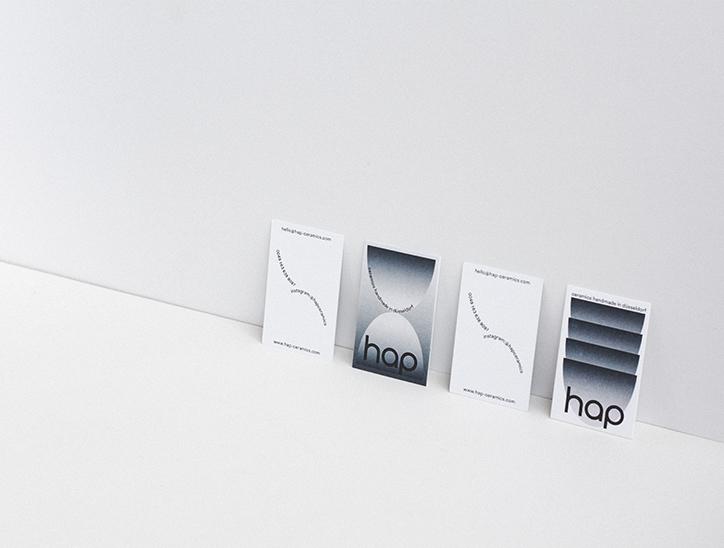 Hap陶瓷巧妙vis视觉识别设计,平面设计,字体logo设计