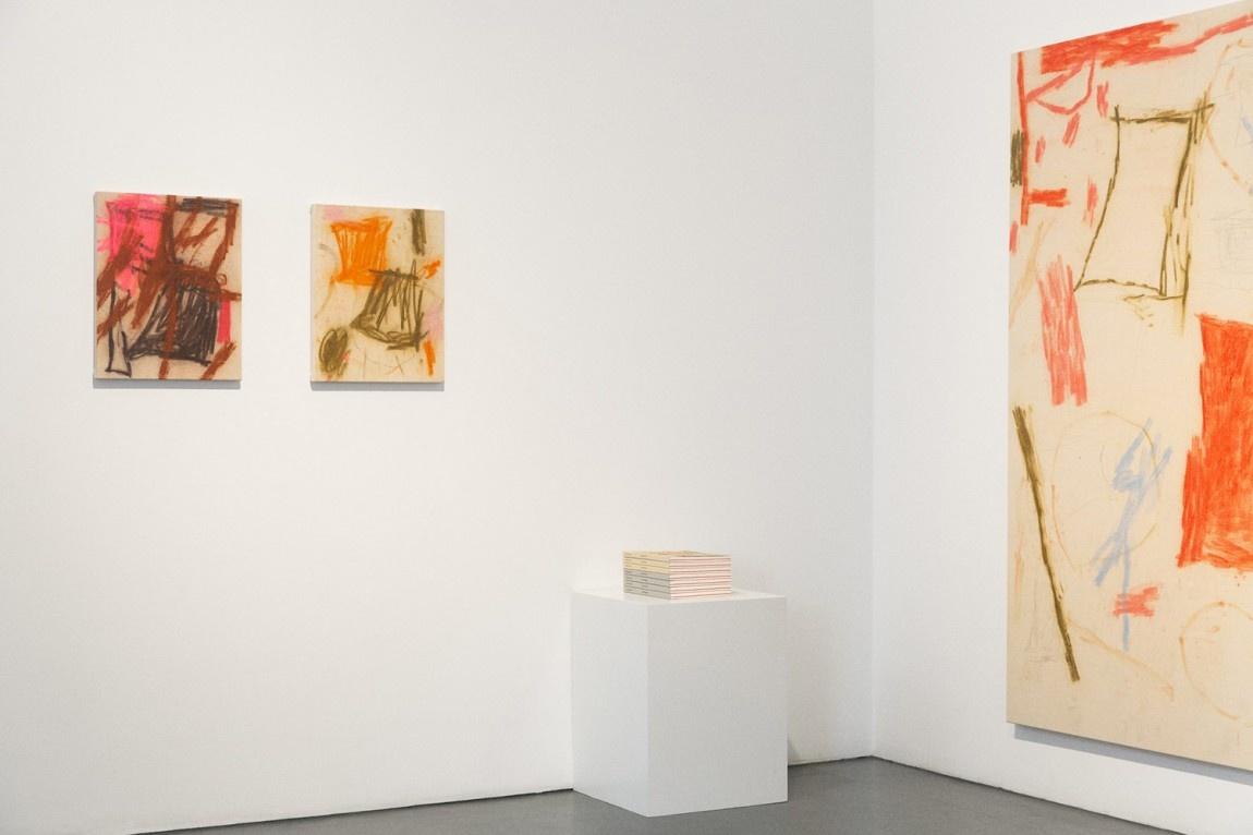 瑞典艺术家绘画、雕塑和素描展览作品画册设计