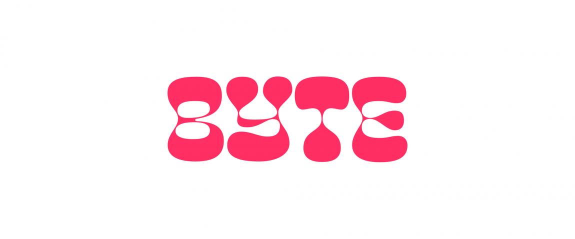 ByteBars零食logo、vi设计,食品包装设计自由奔放,大胆狂野