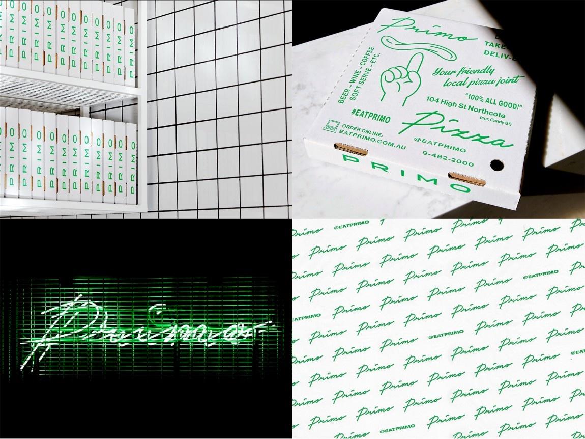 中餐馆vi设计,披萨店vi设计,建筑公司vi设计