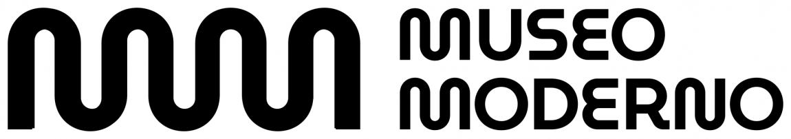Museo Moderno标志logo设计, vi设计