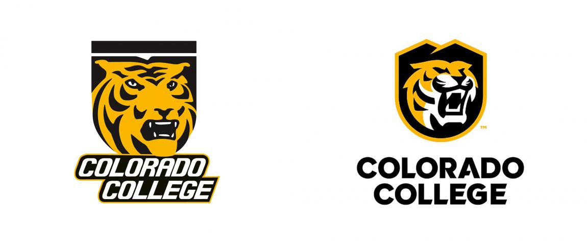 埃德罗布森体育馆新老虎盾牌商标设计