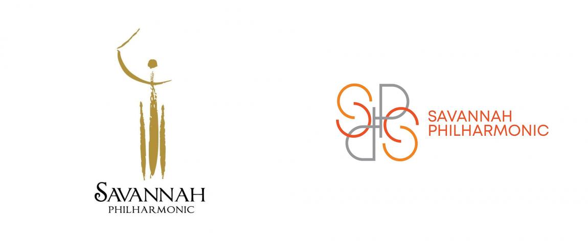New Logo for Savannah Philharmonic