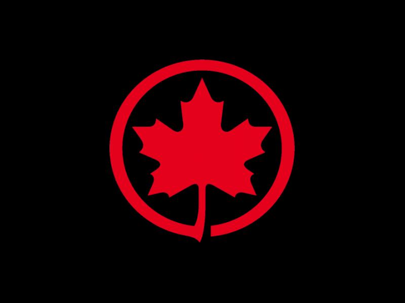 加拿大航空logo设计