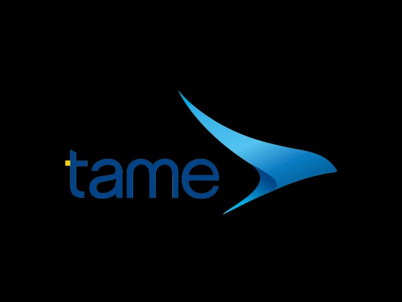TAME logo logotype