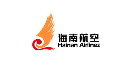Hainan Airlines Logo 1989-2009