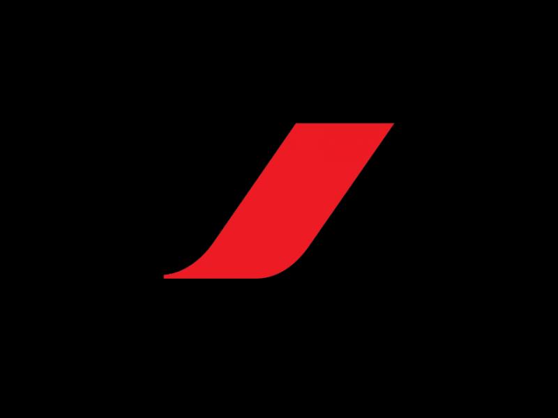 法国航空公司logo设计