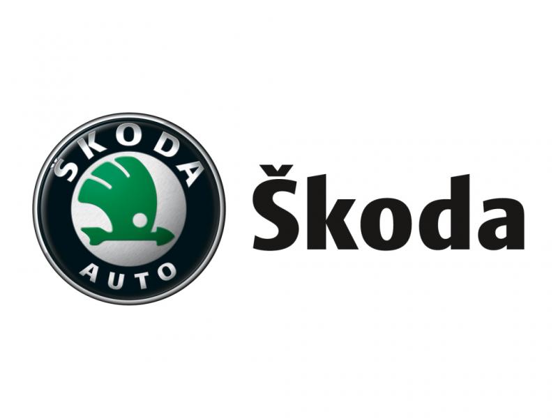 Skoda logo old