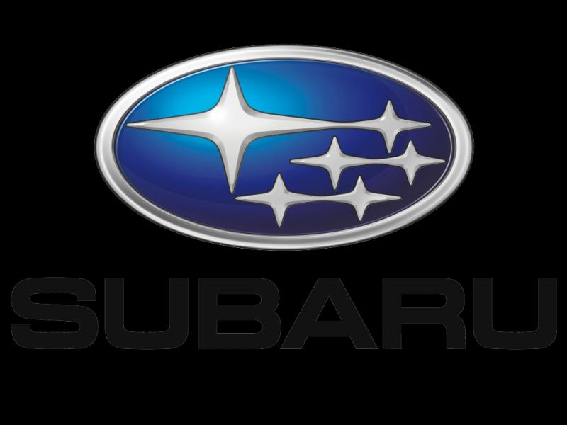 Subaru logo and wordmark