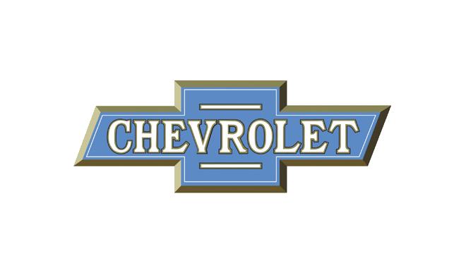 Chevrolet original logo