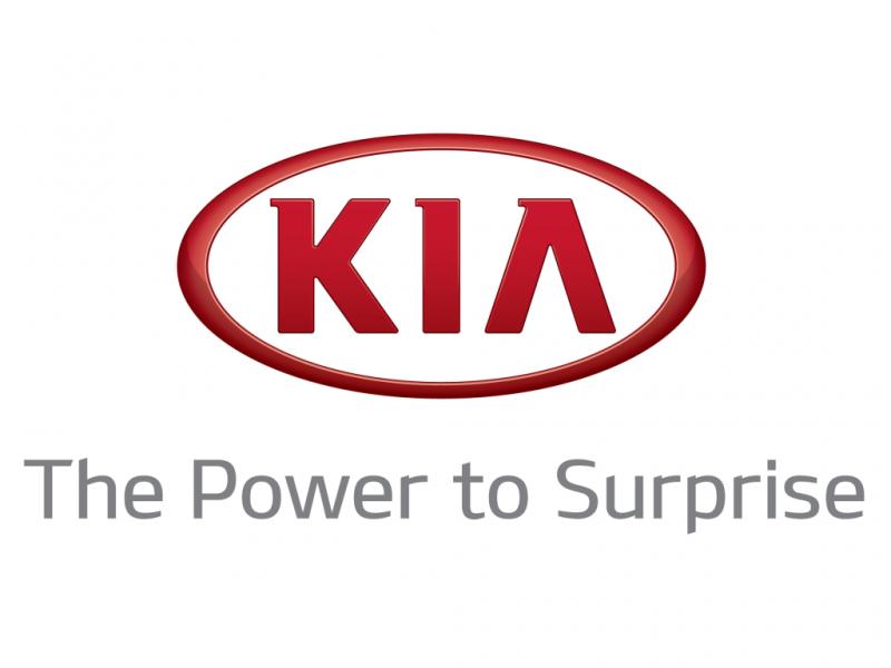 Kia logo slogan