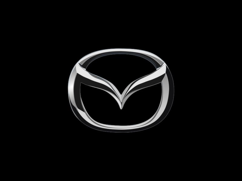Mazda马自达汽车logo设计