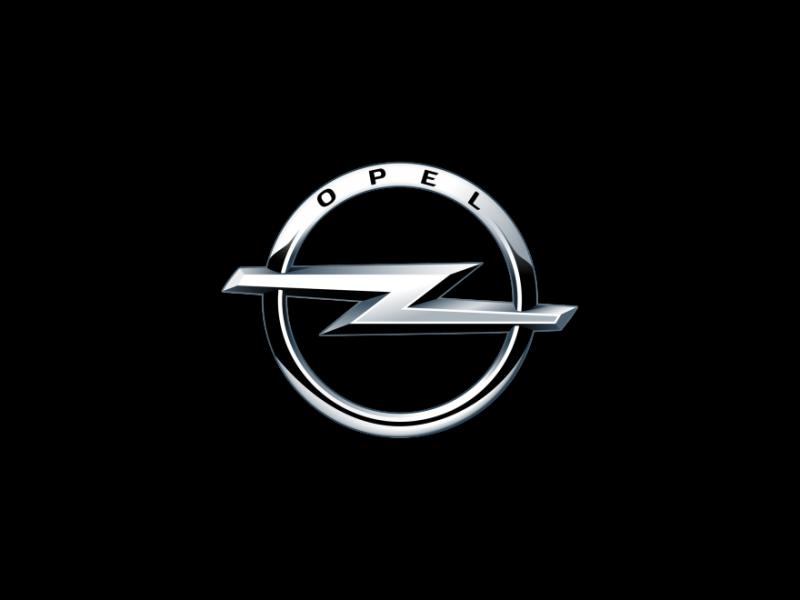 Opel欧宝汽车logo设计