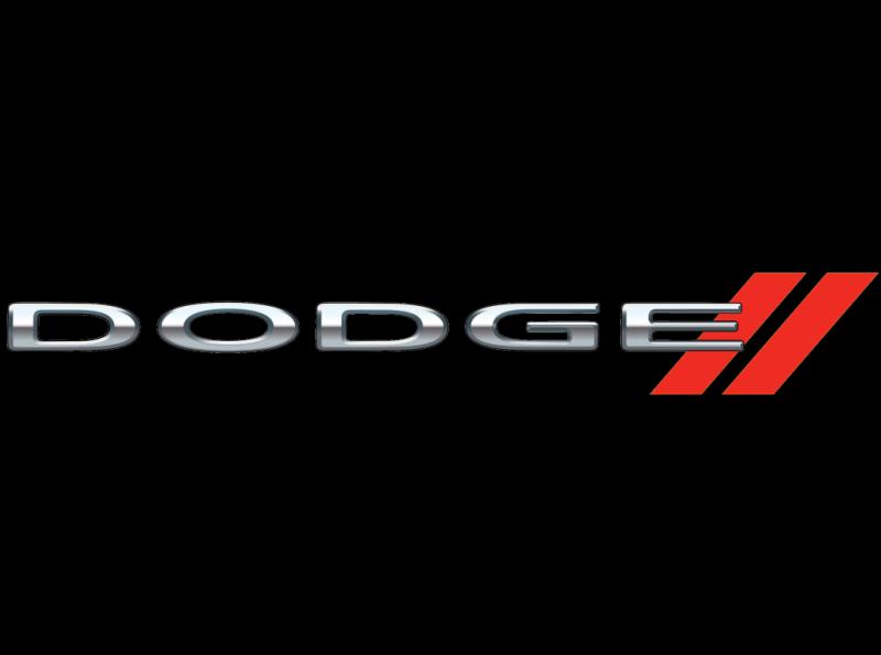 Dodge logo wordmark
