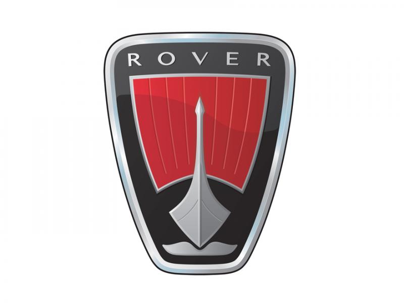 Rover logo 2003-2005