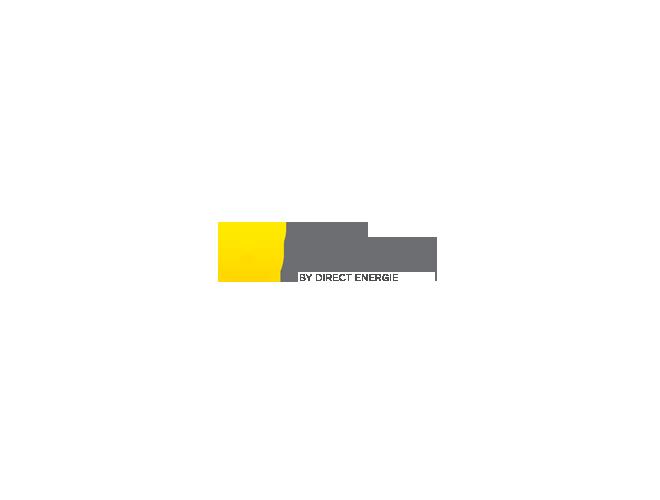 Poweo logo by Direct Energie