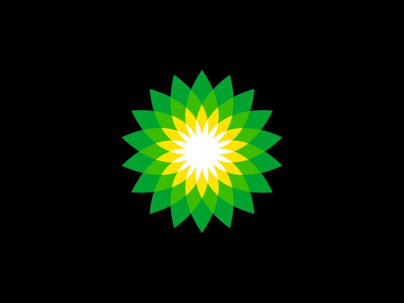 BP英国石油公司logo设计