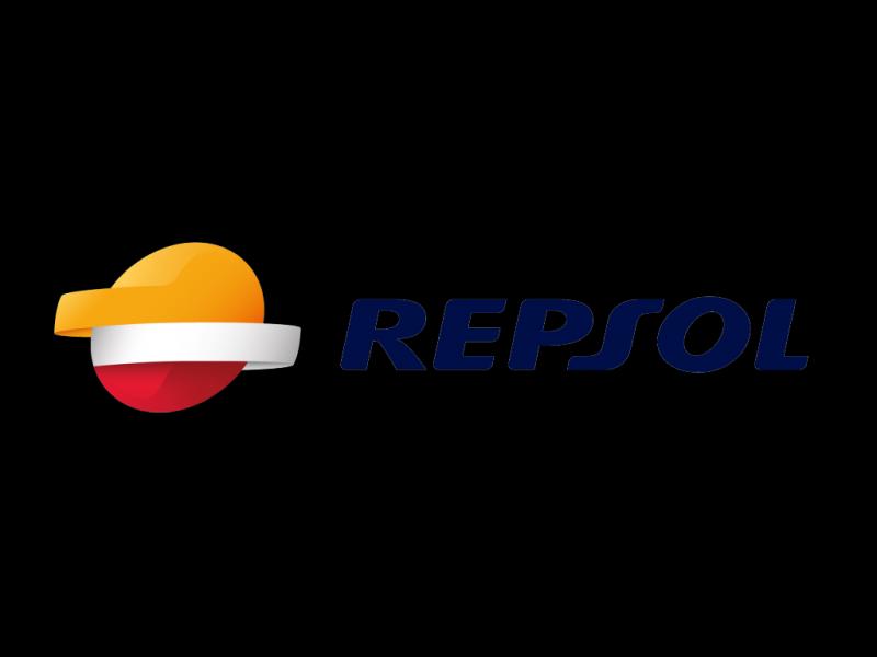 Repsol logo logotype