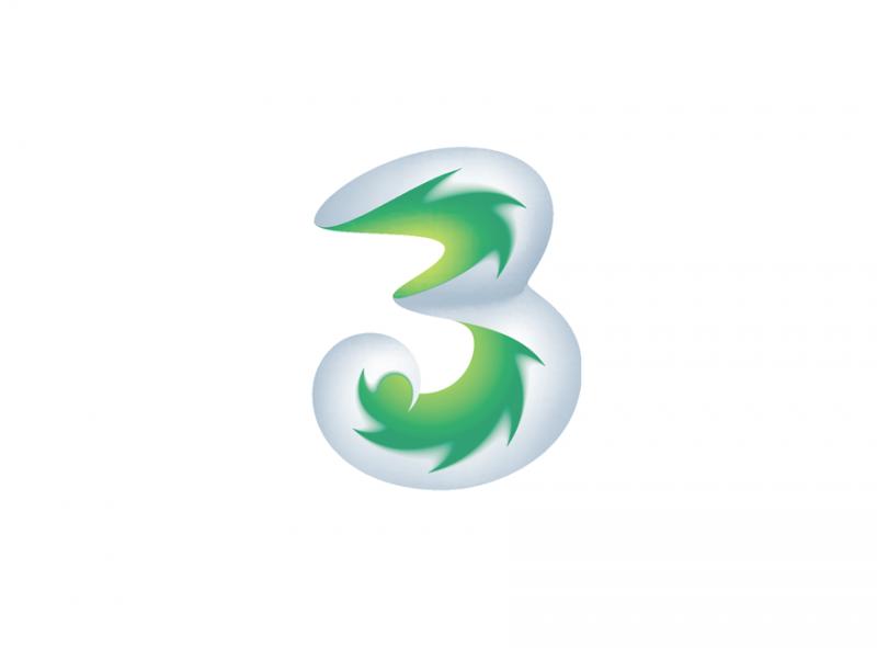 Hutchison 3 original logo