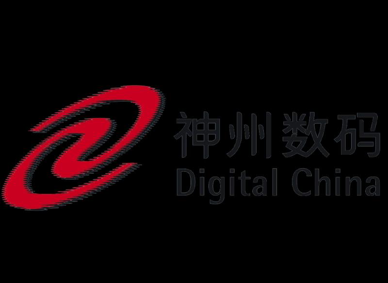 Digital-China-logo and wordmark