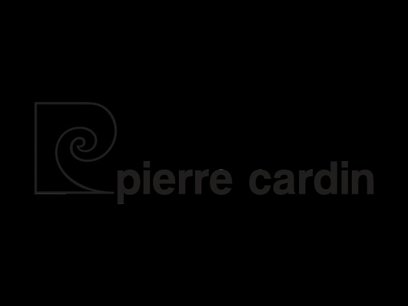 Pierre Cardin logo wordmark