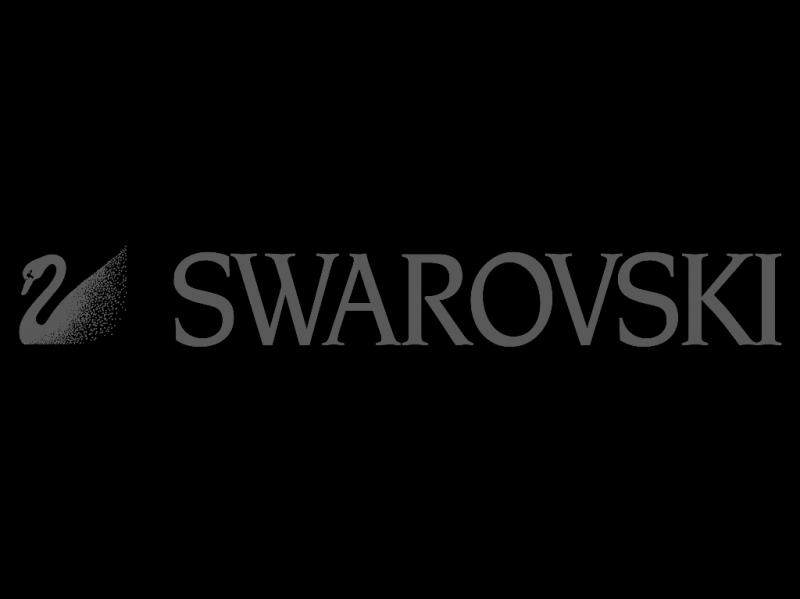 Swarovski logo and wordmarl