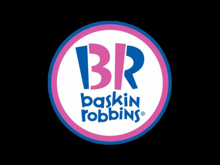 Baskin-Robbins logo Vertical