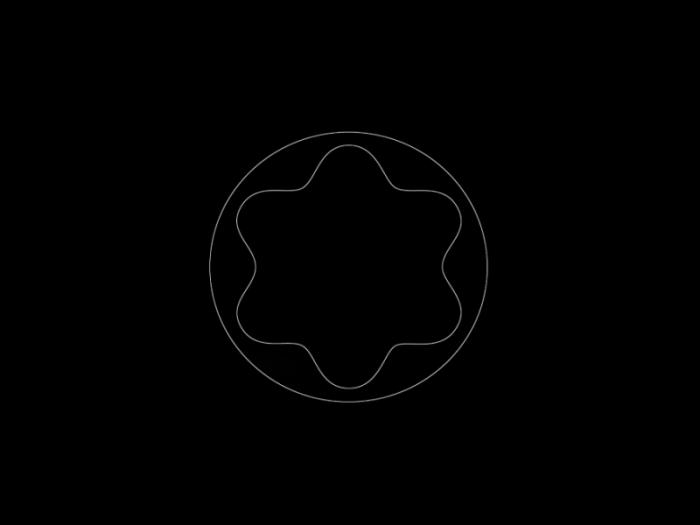 德国Montblanc万宝龙logo设计