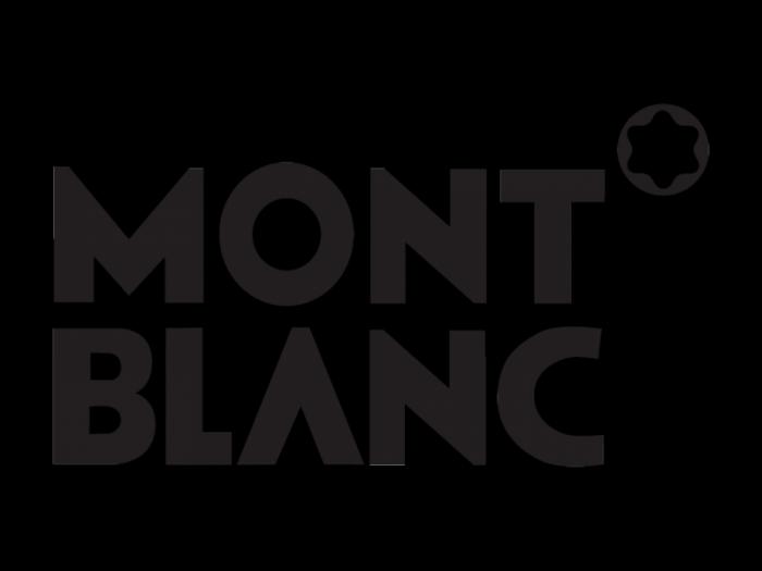 Montblanc logo wordmark